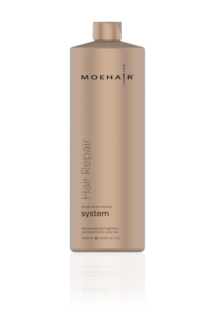 hair repair system red